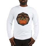 Celtic pumpkin Long Sleeve T-shirts