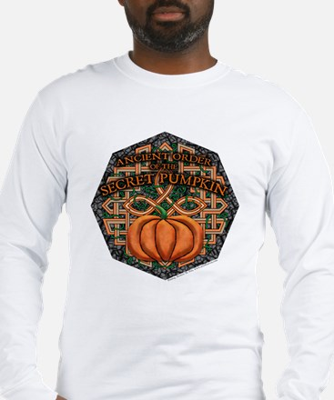 Secret Pumpkin Long Sleeve T-Shirt