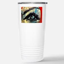 Eye of the Beholder Stainless Steel Travel Mug