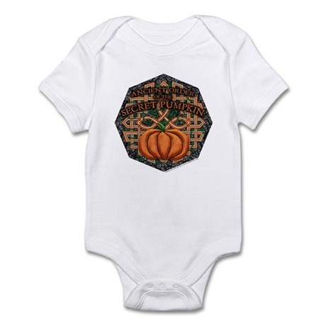 Secret Pumpkin Infant Bodysuit