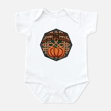 Secret Pumpkin Infant Bodysuit