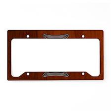 malt-wood-OV License Plate Holder