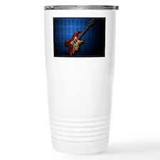 KuuMa Guitar 01 (B) Travel Mug