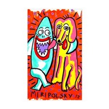 Sharks in the City: Pals Decal