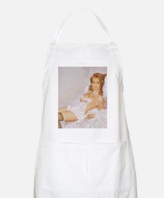 Classic Fritz Willis 1950s Vintage Pin Up Gi Apron