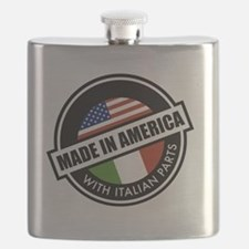 Made in America Flask