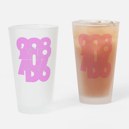 sg_cnumber Drinking Glass