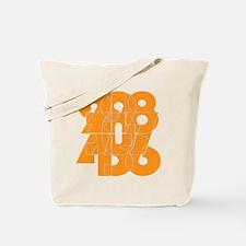 wt_cnumber Tote Bag