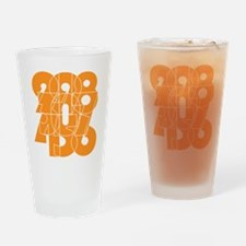 wt_cnumber Drinking Glass