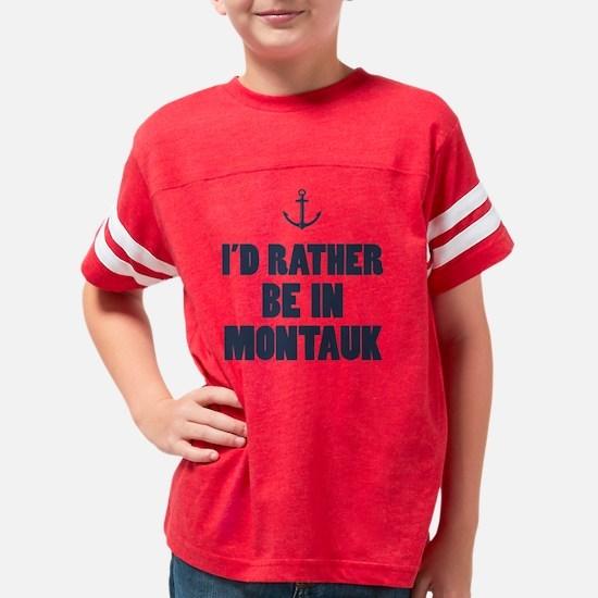 Funny Travel Youth Football Shirt