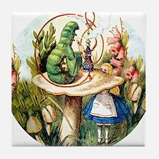 ALICE_8_RD Tile Coaster