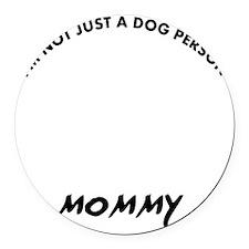 Glen of Imaal Terrier Round Car Magnet