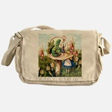 ALICE_8_SQ Messenger Bag