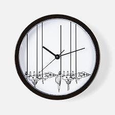 design6 Wall Clock