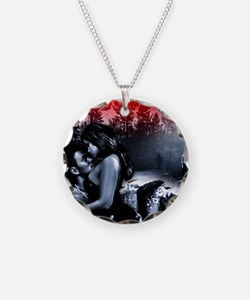 Repossessed Cover Art Necklace