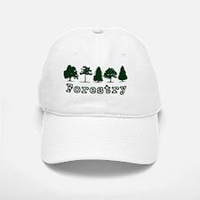 Forestry Baseball Baseball Cap