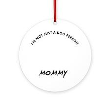 Lakeland Terrier dog breed designs Round Ornament
