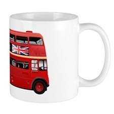 London Red Bus Mug