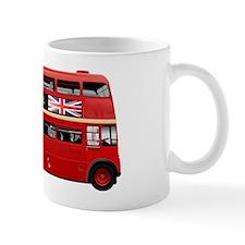 London Red Bus Small Mug