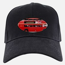London Red Bus Baseball Hat