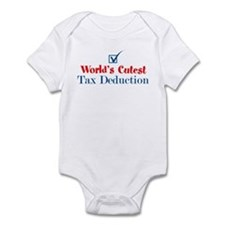 Cutest Tax Deduction Infant Bodysuit