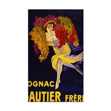 Cognac French Liqueur Poster Decal