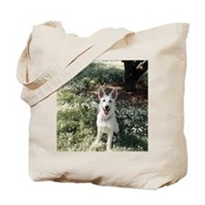 Kole in flowers Tote Bag
