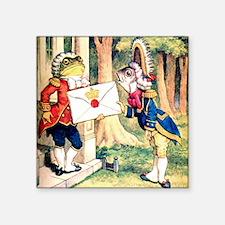 """ALICE_11_SQ Square Sticker 3"""" x 3"""""""