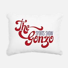 Gonzo Rectangular Canvas Pillow