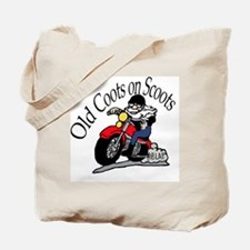 The Old Coot Tote Bag