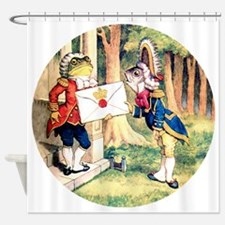 ALICE_11_RD Shower Curtain