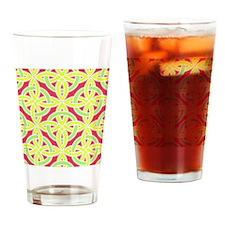 Pink Lemonade Drinking Glass