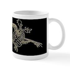 Doodle owl Mug