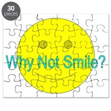 Why Not Smile? (with face) Puzzle