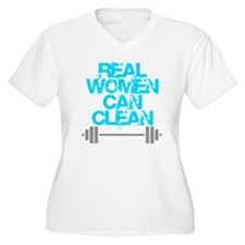 Real Women Can Cl T-Shirt