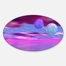 Love Birds - Pink and Purple Passio Decal
