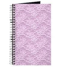 Romantic Lace African Violet Journal