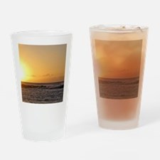 Molokai Surf Drinking Glass