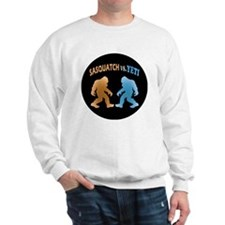 Sasquatch Yeti Match Up Sweatshirt