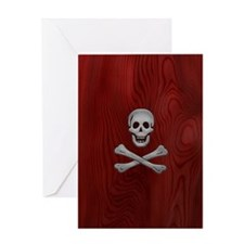 steelwood-pirate-PHNz Greeting Card