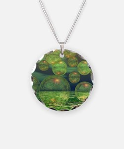 Spring Creation Gel Mousepad Necklace