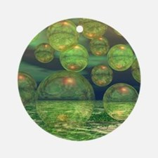 Spring Creation Gel Mousepad-1762wx Round Ornament