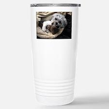get well soon Stainless Steel Travel Mug