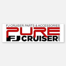PFJC Logo Sticker (Bumper)