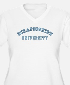 Scrapbooking University T-Shirt