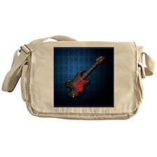 KuuMa Guitar 03 (B) Messenger Bag
