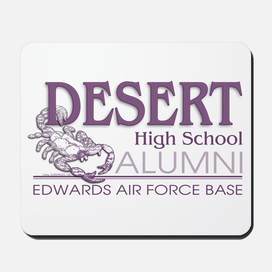 DHS Alumni Logo Mousepad