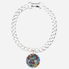Whimsical Indian Summer  Bracelet