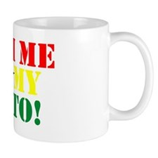 WATCH ME DO MY AZOTO! Mug