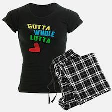 Gotta Whole Lotta Love - Mus Pajamas
